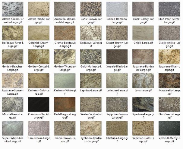 Colors Of Granite Countertops Bestcountertops